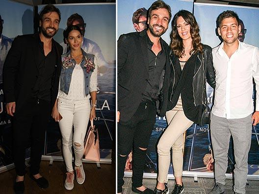 Milan i Marina Visković / Milan, Nina i Filip