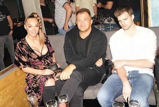 Goga Sekulić, Dragan Brajović Braja i Luka Brajović